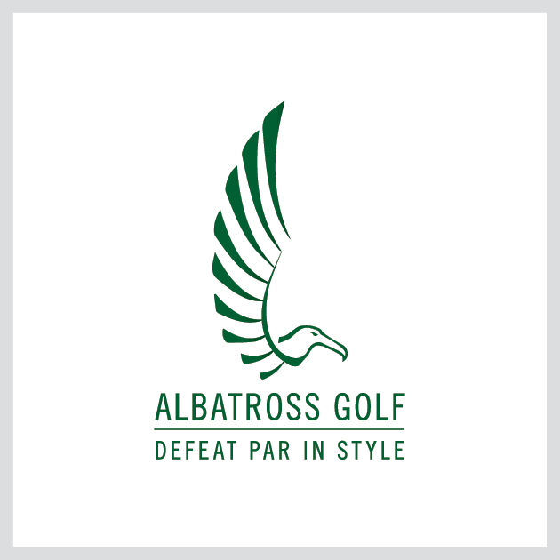 Albatross Golf Logo
