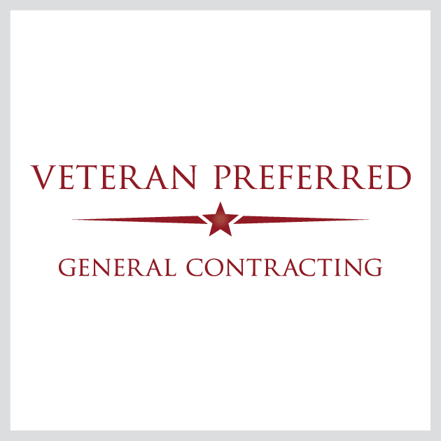 Veteran Preferred General Contracting Logo