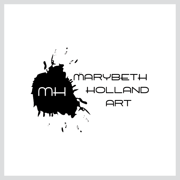Marybeth Holland Art Logo